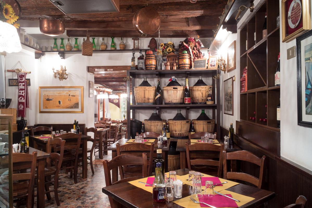 Osteria da Alberto, Cannaregio