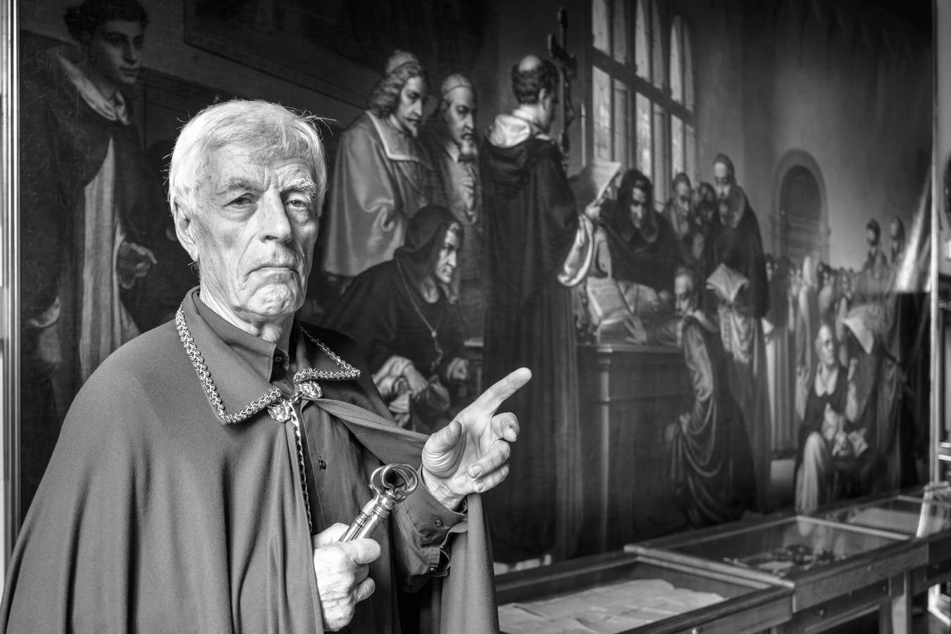 The Guardian Grando of the Scuola Dalmata