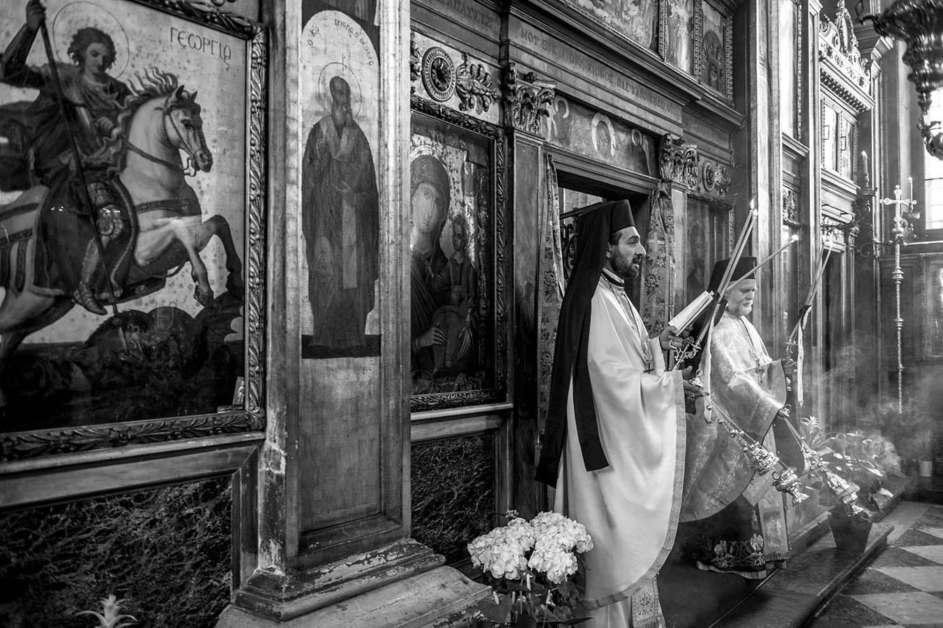 Celebrations for the feast of San Giorgio