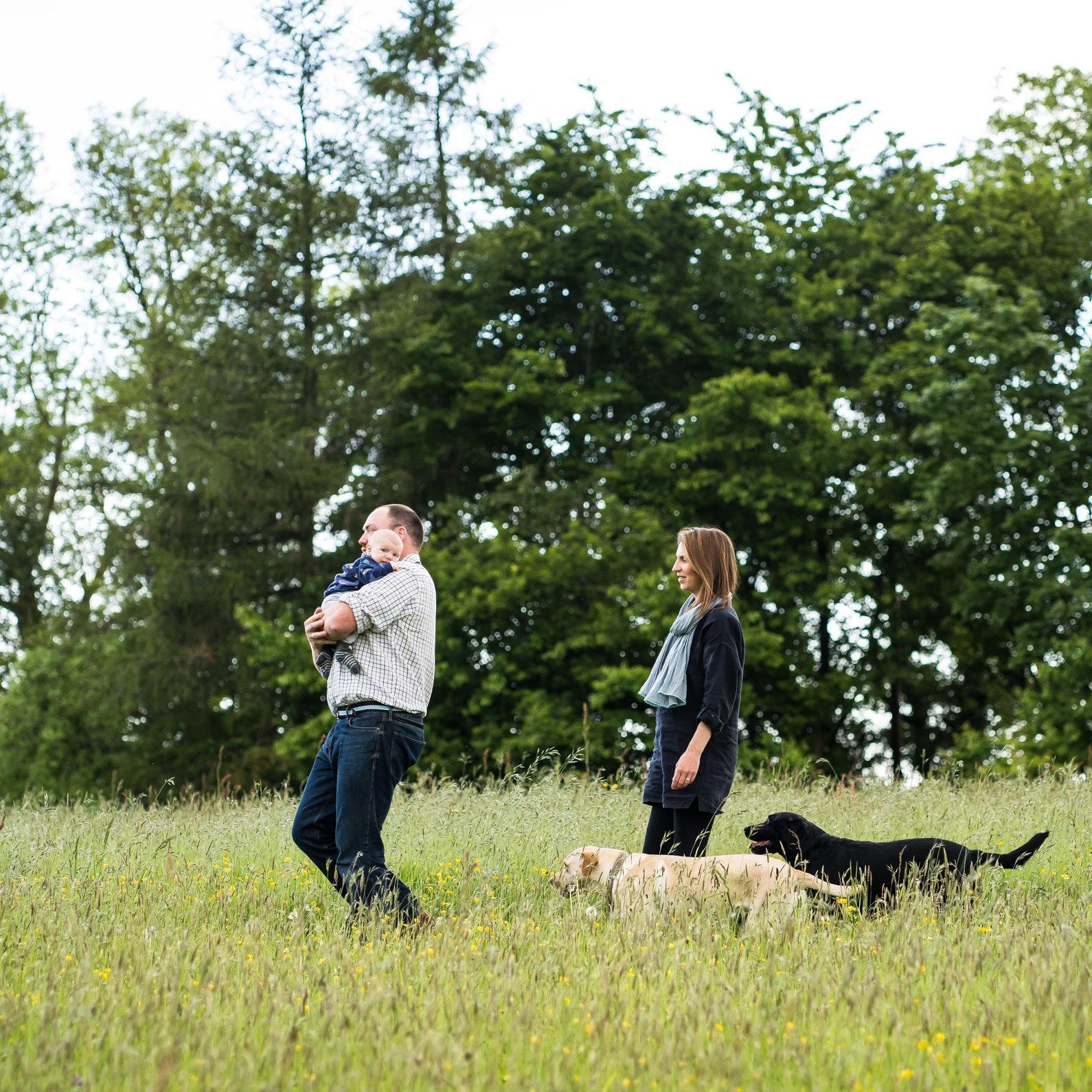 Christopher & family  Dursley