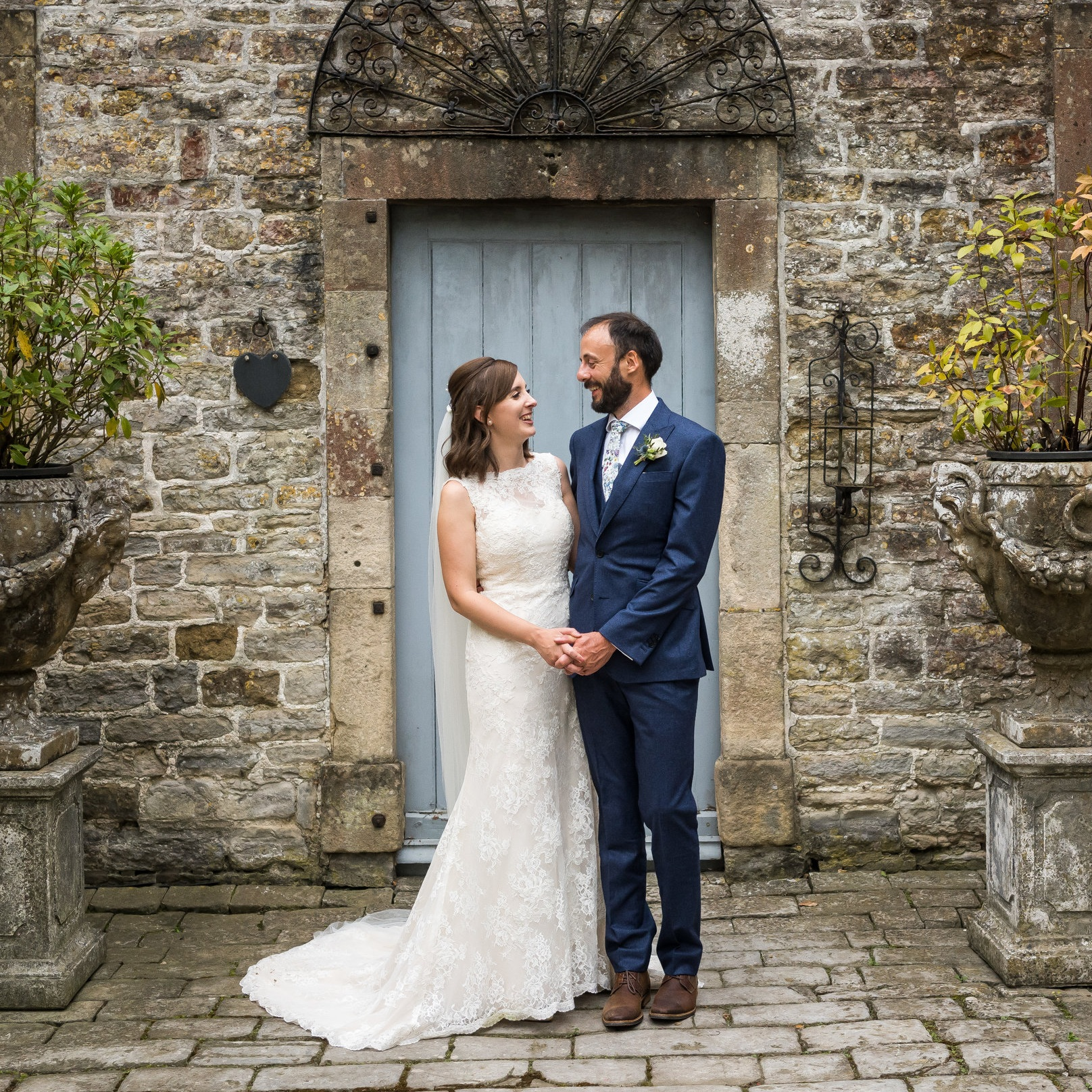 Fiona & Mike  Pennard House