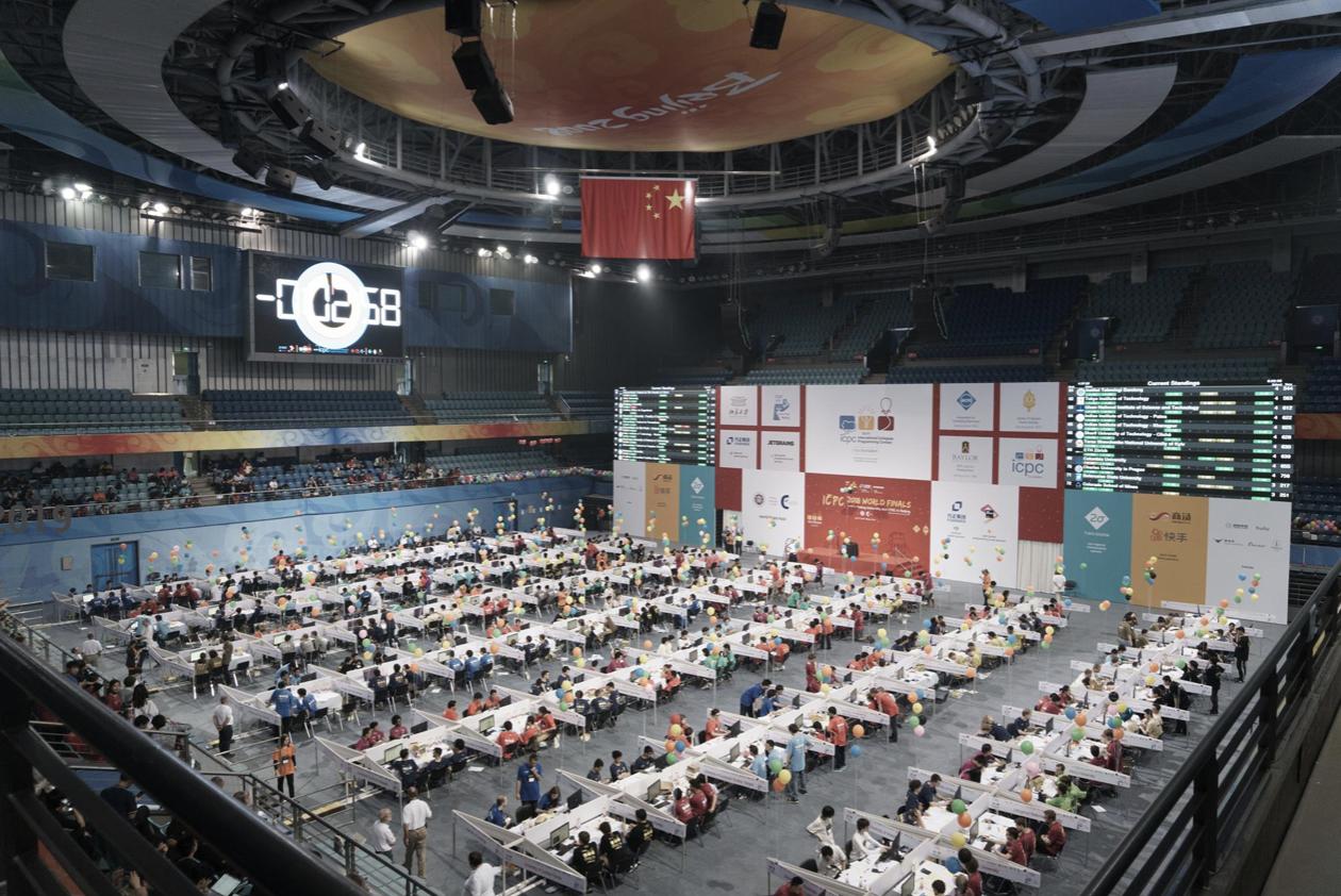 ICPC World Finals 2018 - Beijing, China