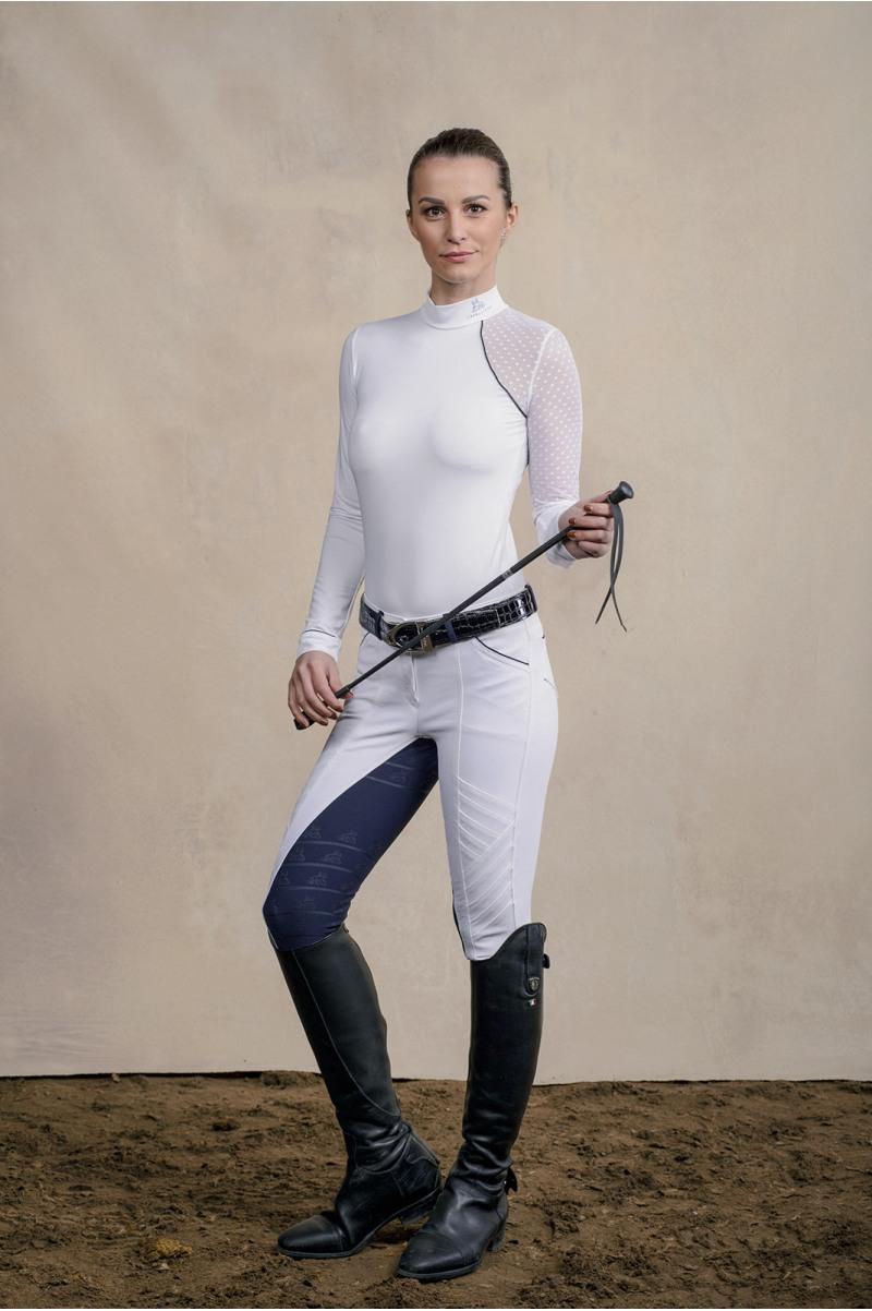 Dame top:Whip-riding-show-shirt-dame-long-sleeve-technical-equestrian-apparel.jpg
