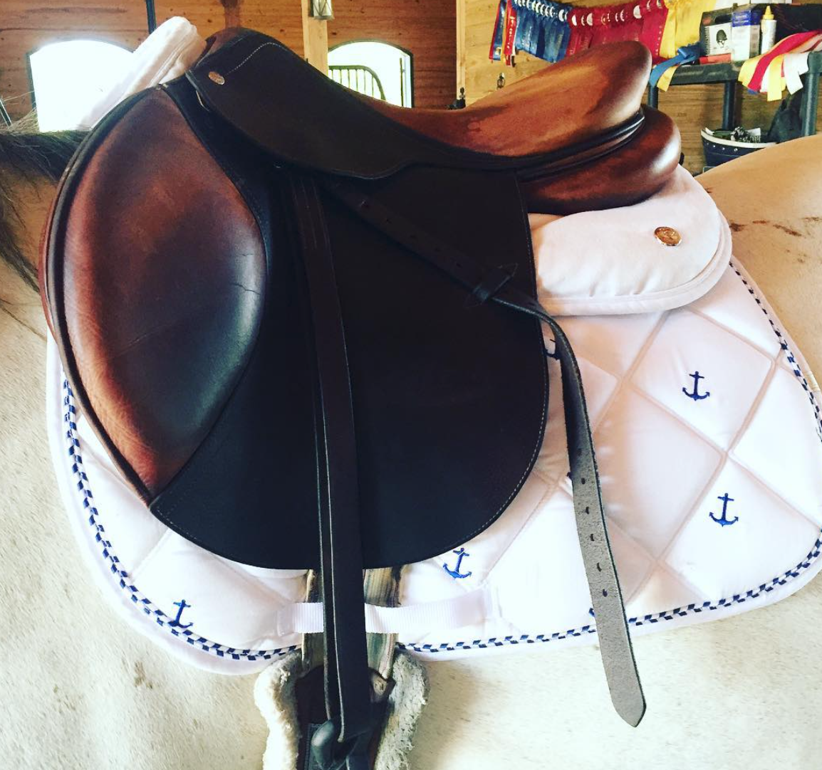 High End Saddle