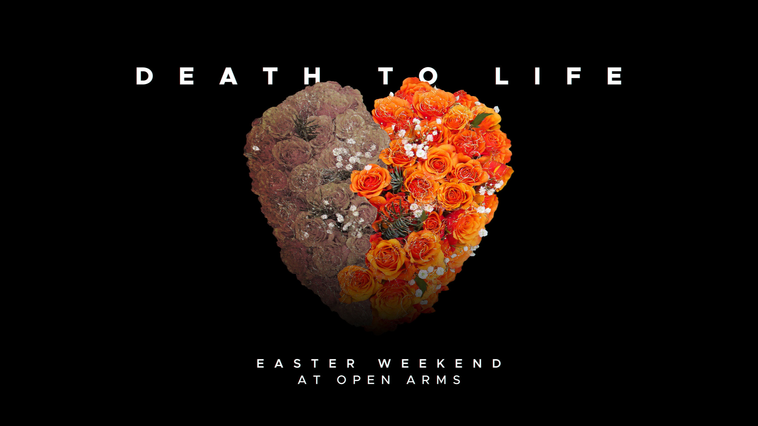 Easter Sunday Open Arms Church