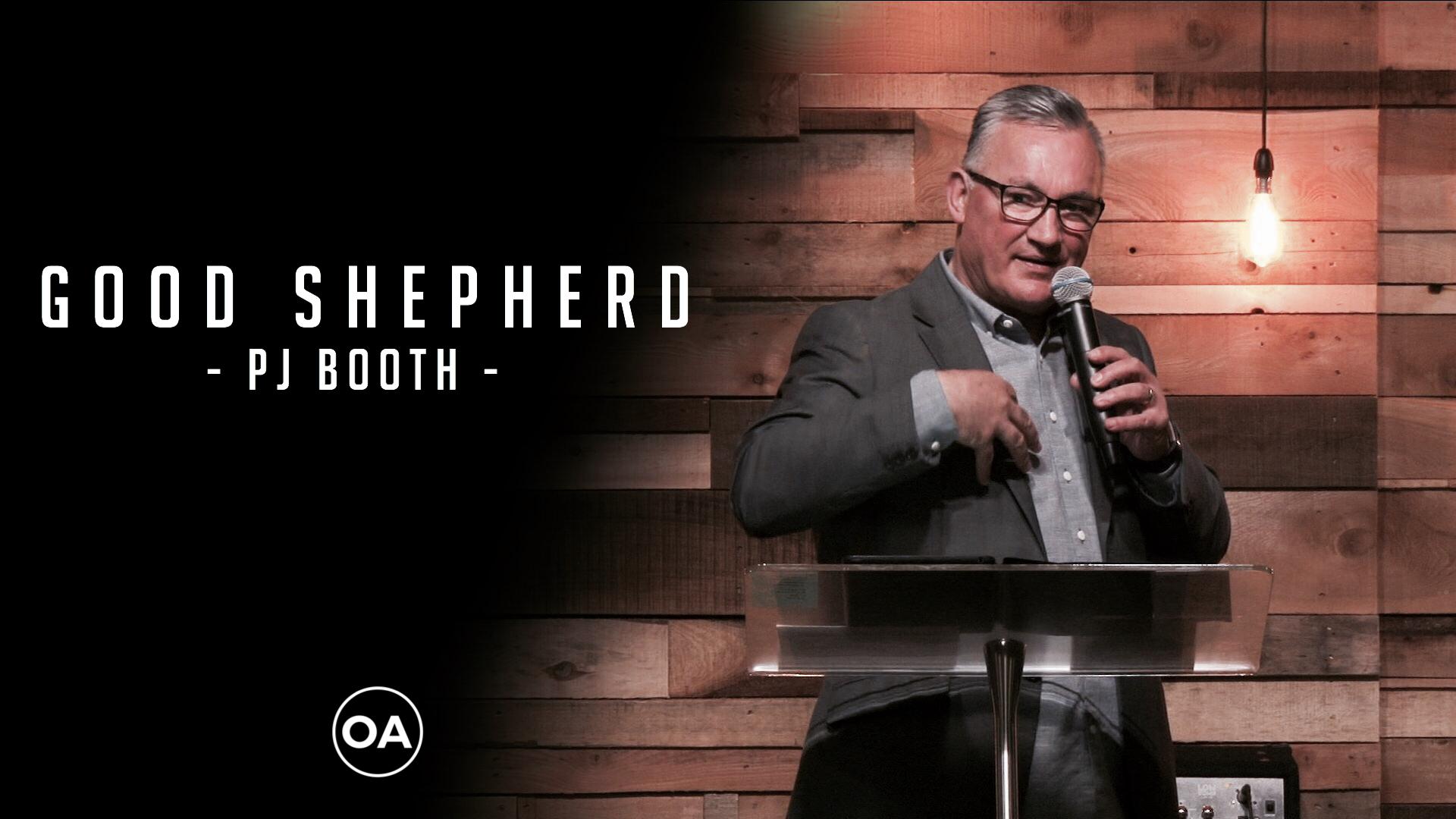 PJ Booth Good Shepherd