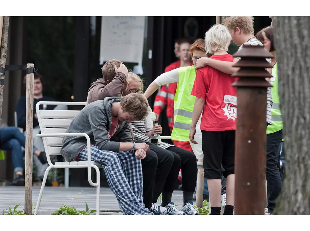 Psykososialberedskap.no: Reportasje