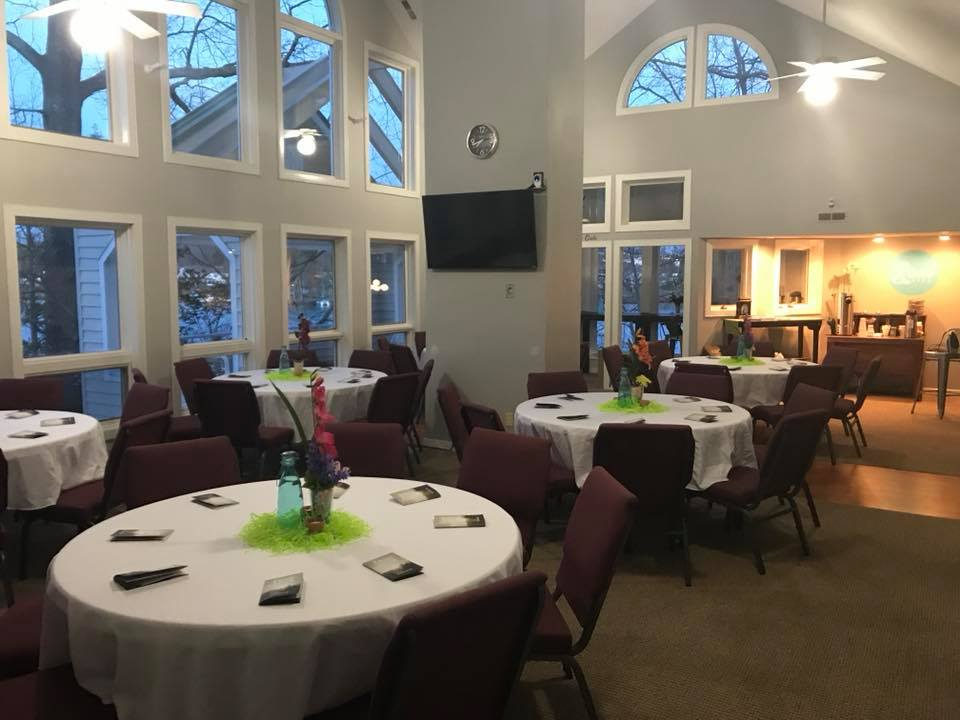 Reserve our venue for an unforgettable rehearsal dinner party.