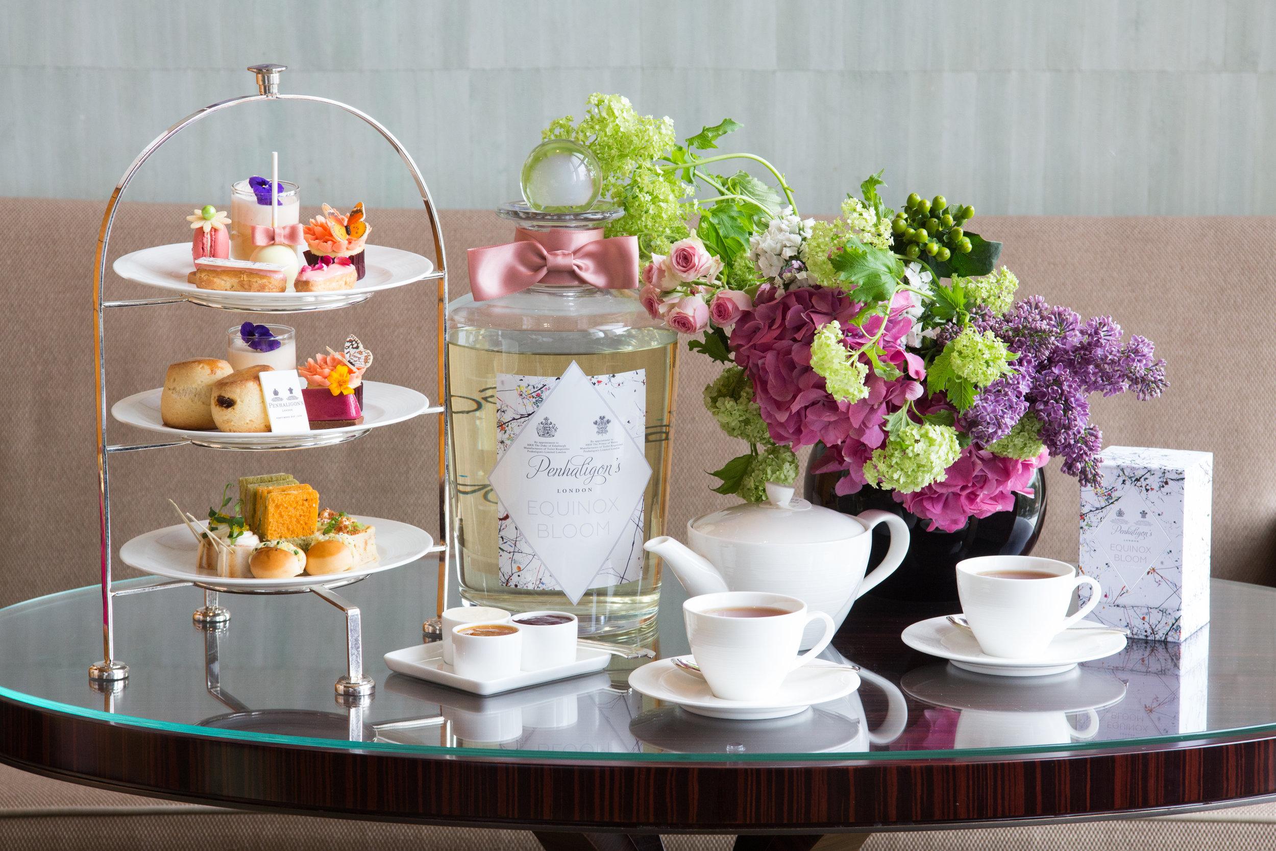 Four Seasons x Penhaligons Mother's Day Tea