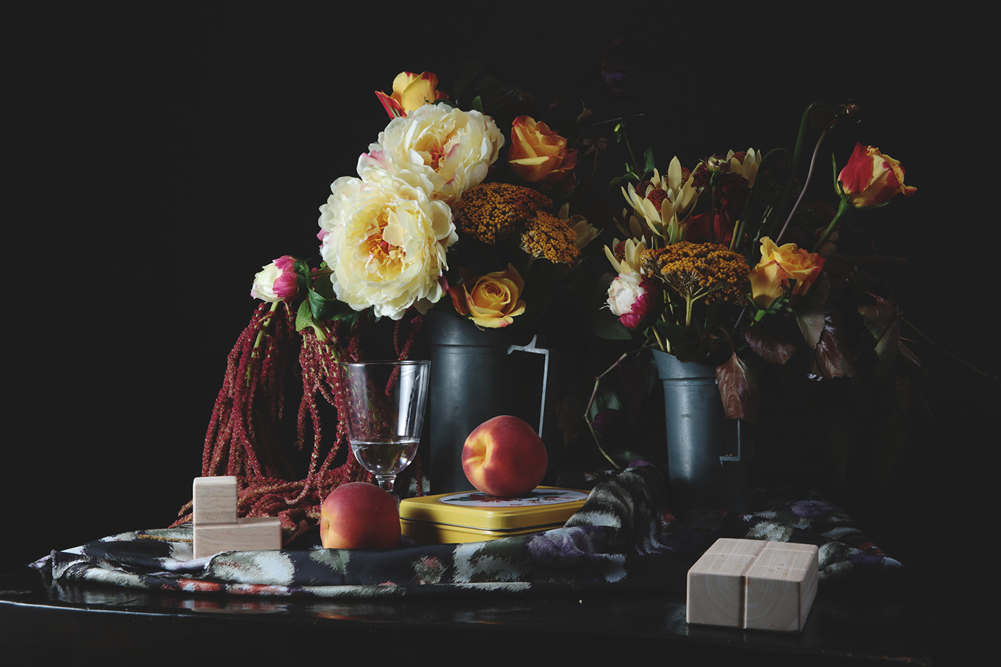 Still Life Floral Study with Gemma Hayden Blest