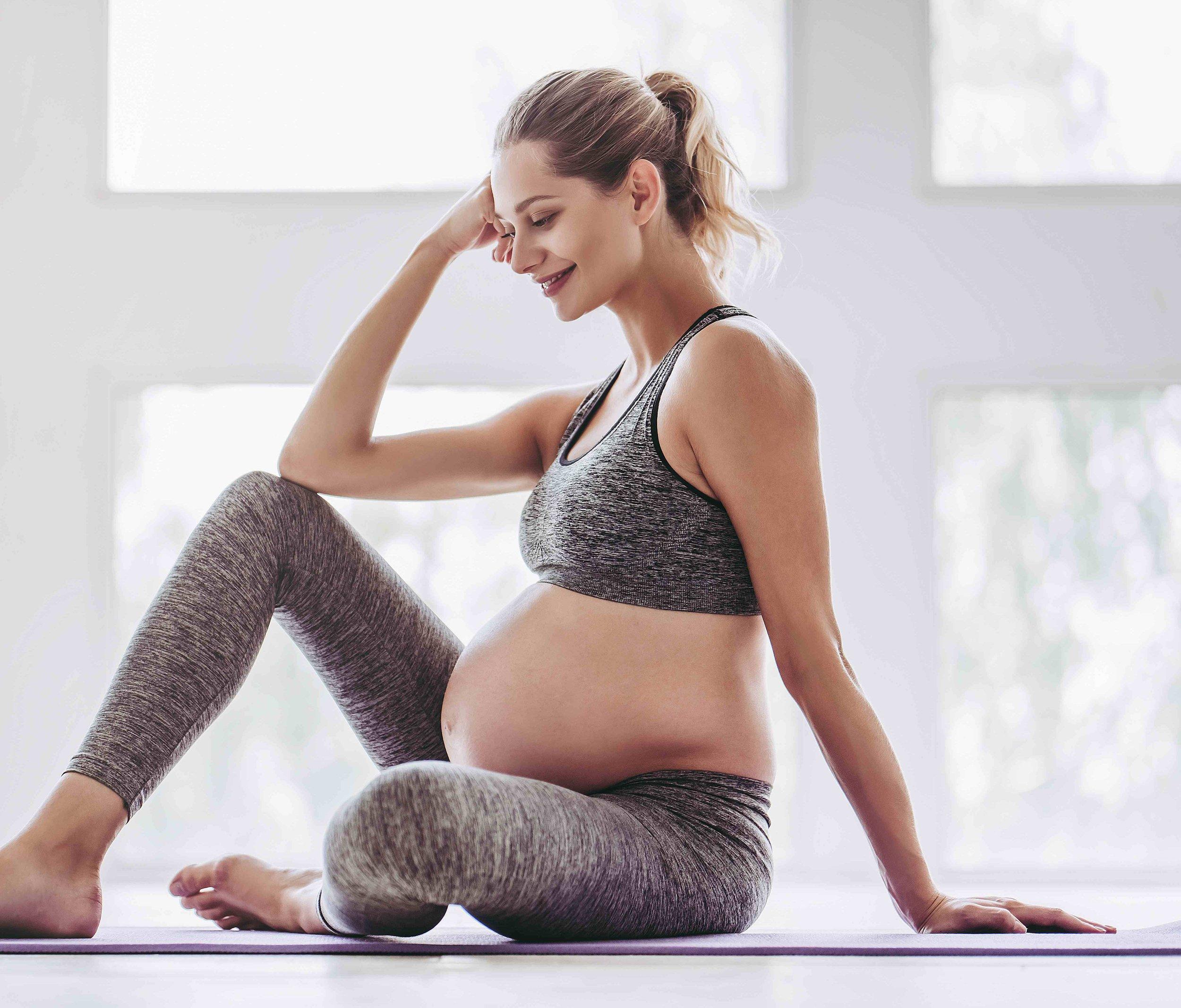 Schwangerschaftsyoga