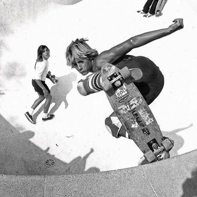 Ca. 1975, Jay Adams, the youngest member of the Zephyr Competition Skateboarding Team, the Z-boys #jayadams #skateboard #legend #zboys #dogtown #california #venicebeach #dreamer #dreamer_paris