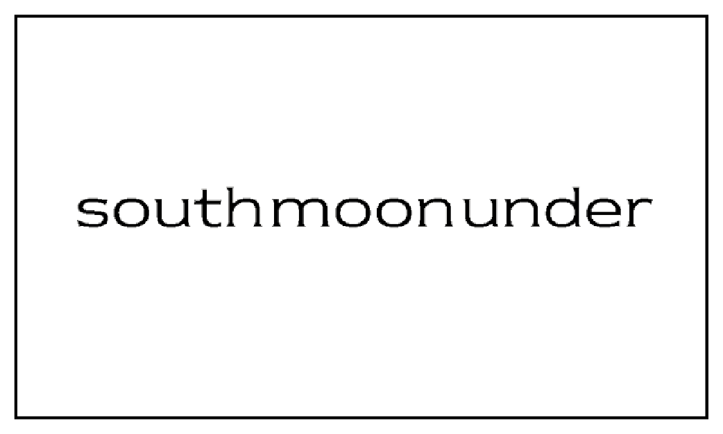 6.  Multi-brand contemporary women's boutique. Apparel, accessories, jewelry, shoes, swimwear, and gifts for the home.   www.southmoonunder.com    201-746-6588    Hours: 10am - 8pm