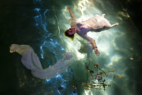 Ophelia (drowning)