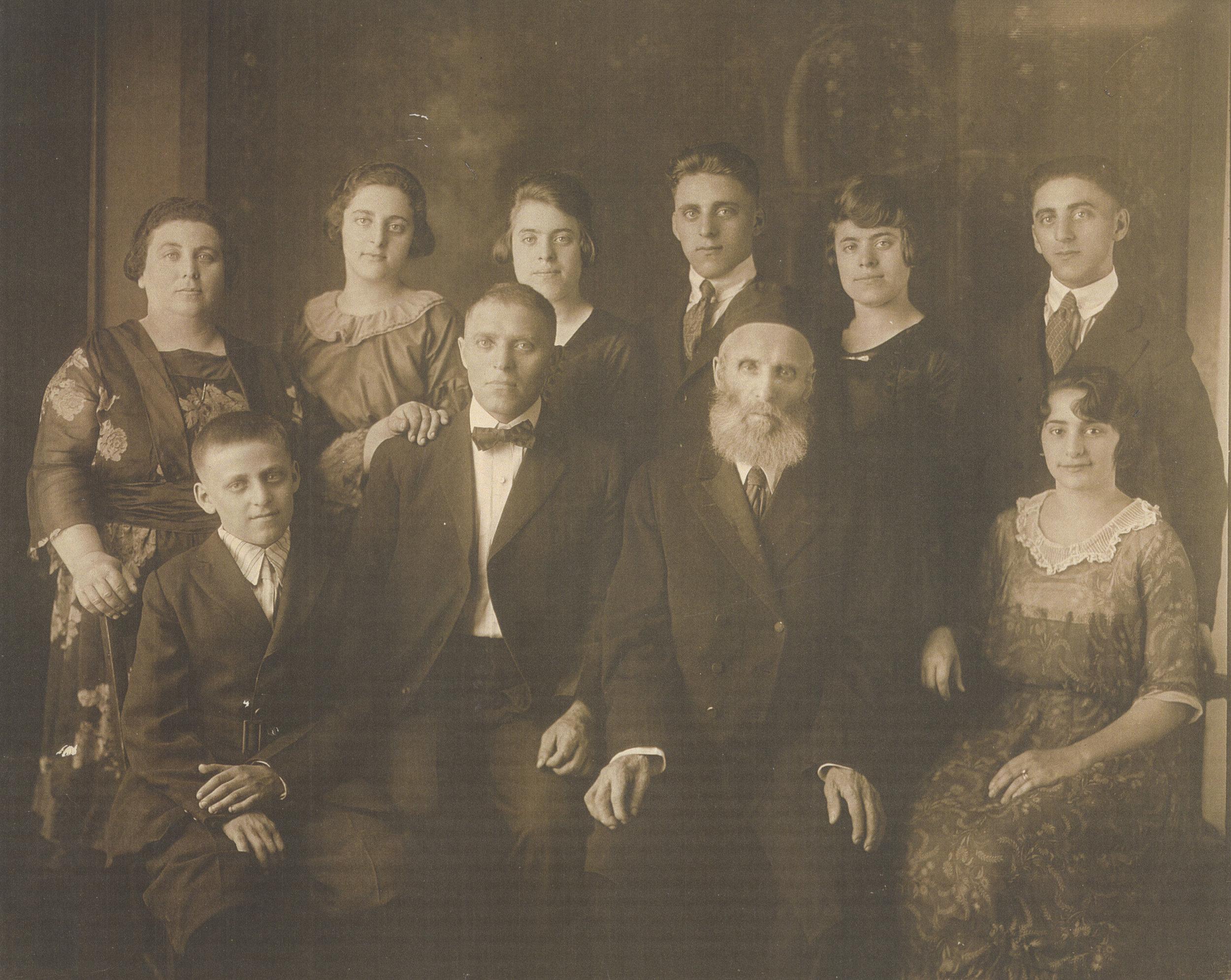 Rivkin Wedding 1920