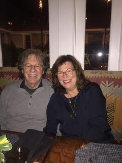Debbie and Rick Cohn