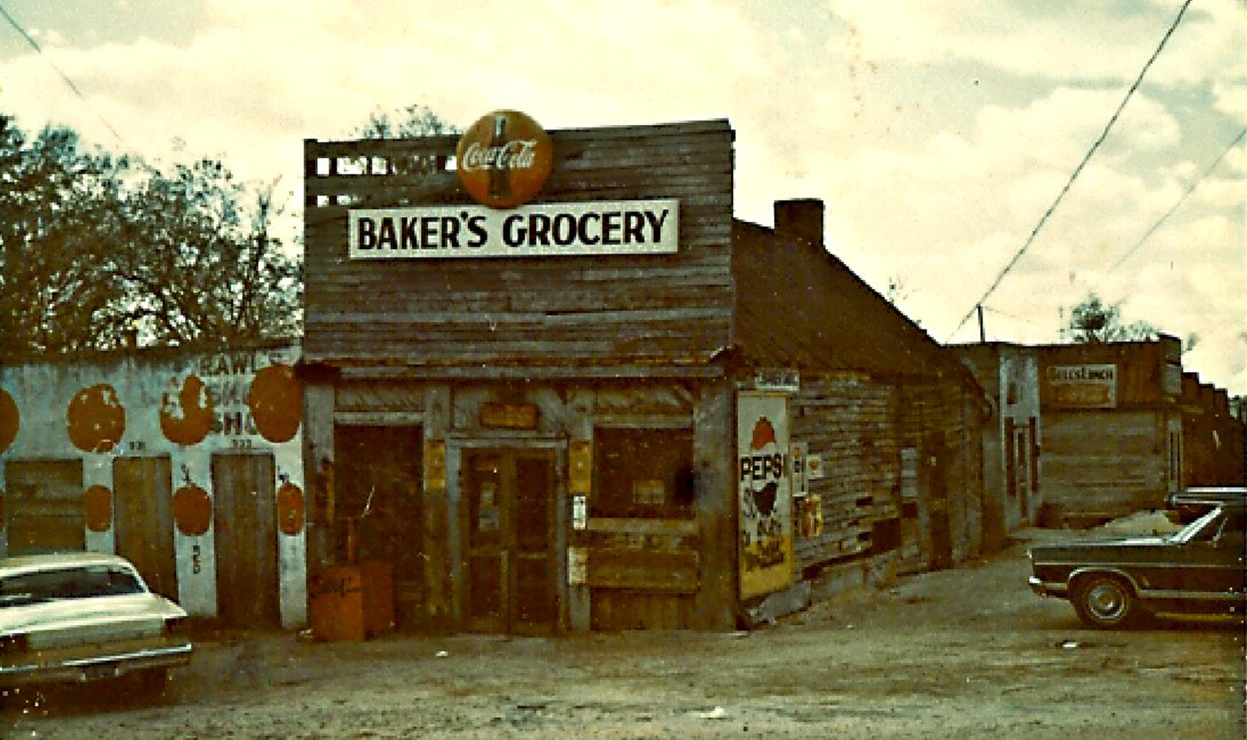 Baker's Grocery at 931 Park Street, Columbia, SC