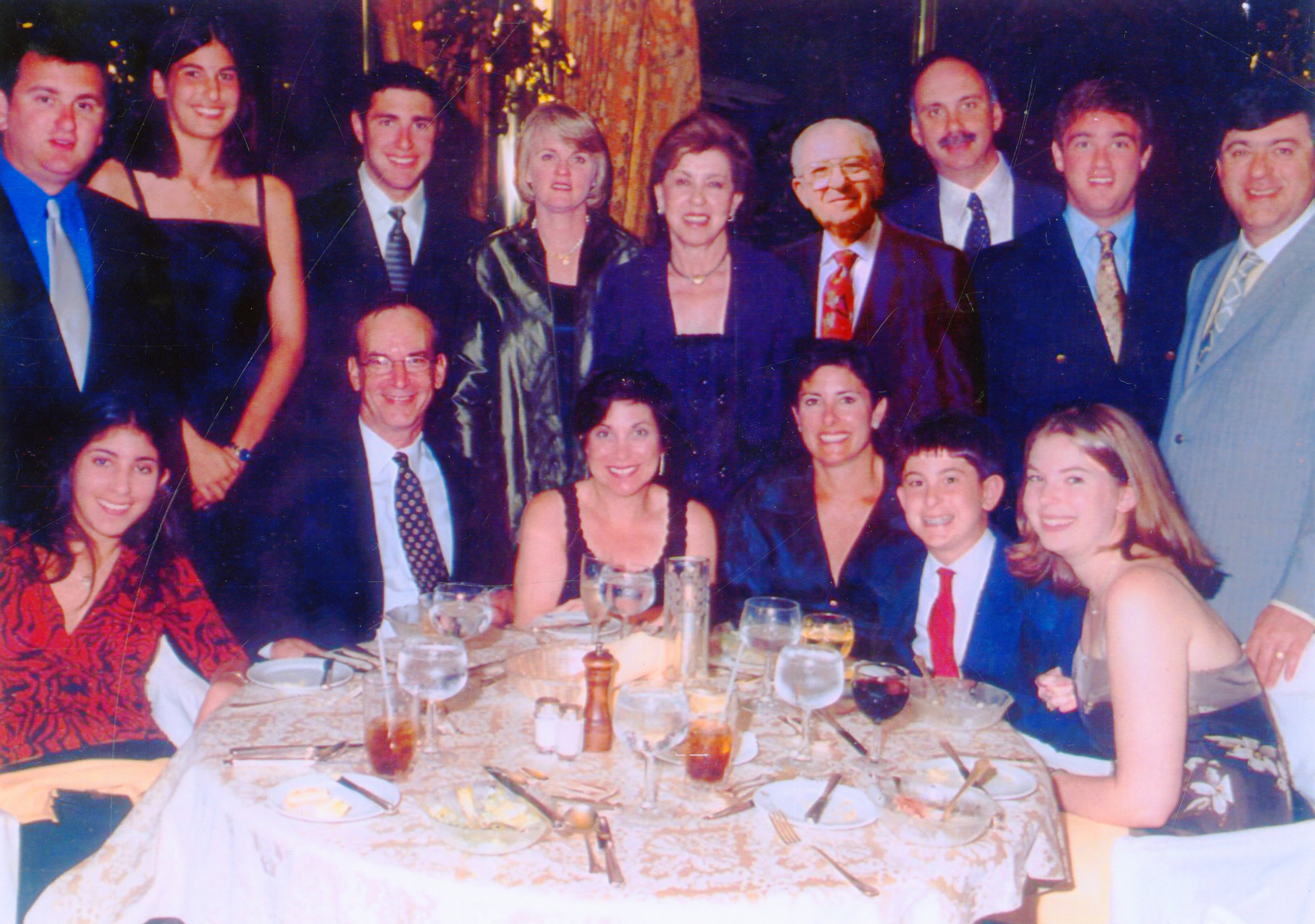 The Goldberg family. Image courtesy Esther Goldberg Greenberg