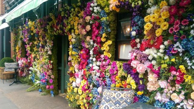 The Ivy, Chelsea Garden
