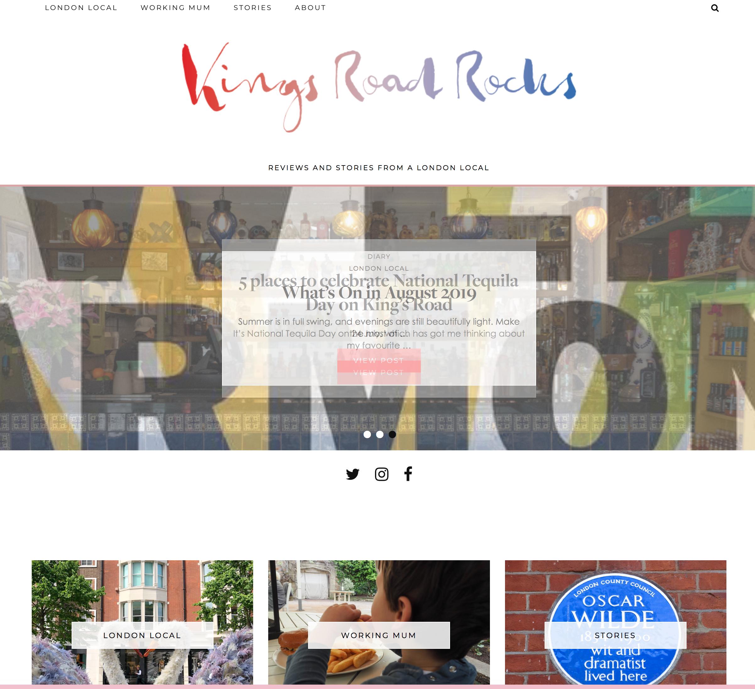 King's Road Rocks