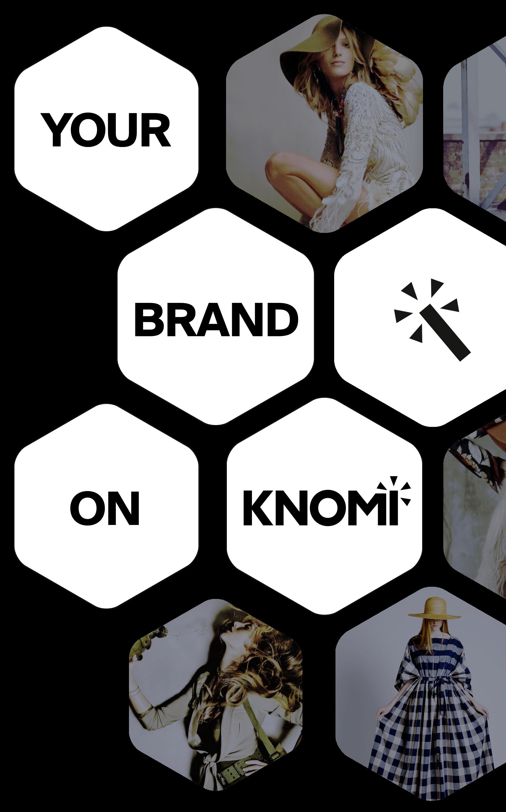 Partner with KNOMI - retail partnership