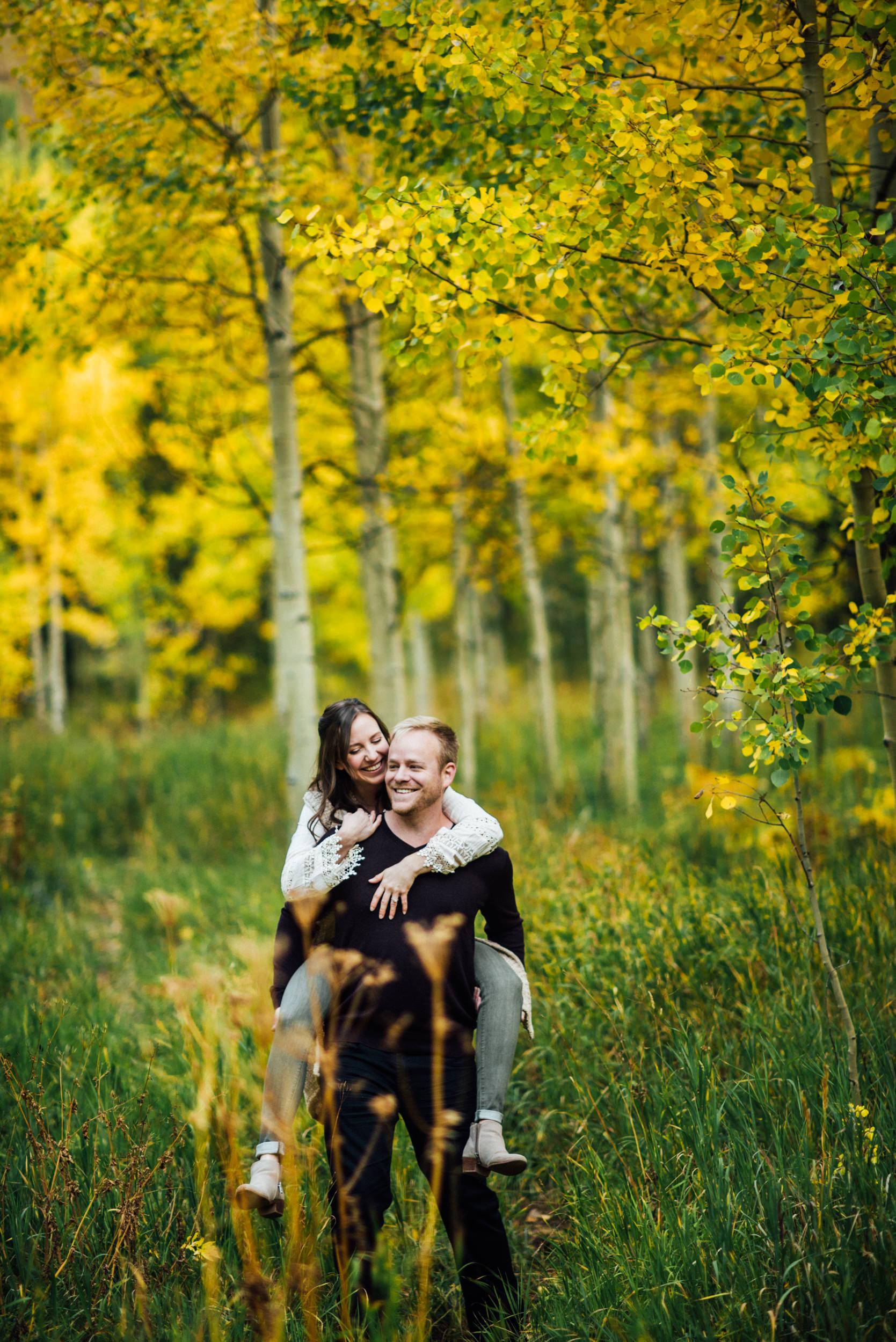Elopement at the iconic Maroon Bells, Aspen Colorado Wedding Photographer