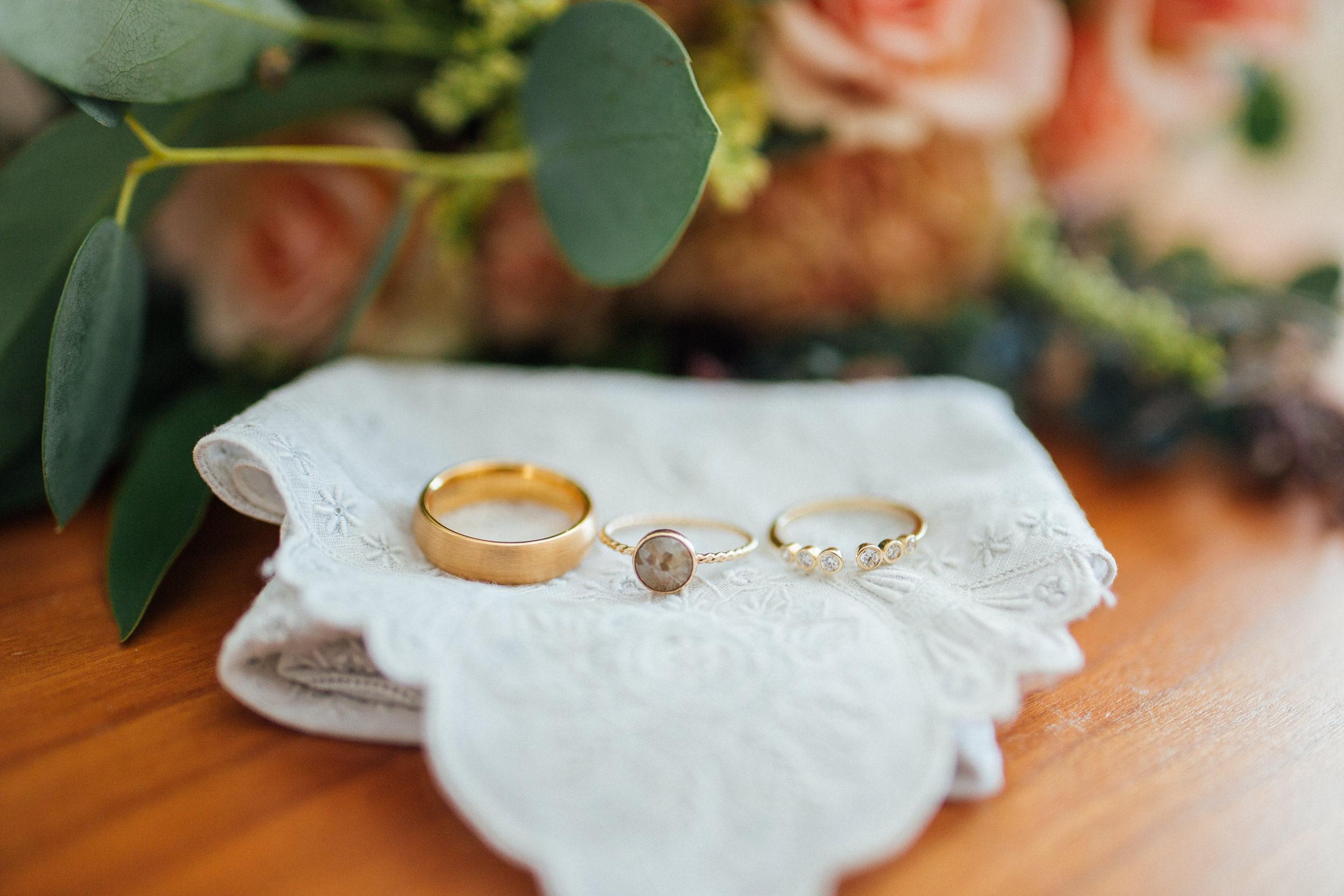 Colorado Wedding Rings-Denver Home Wedding