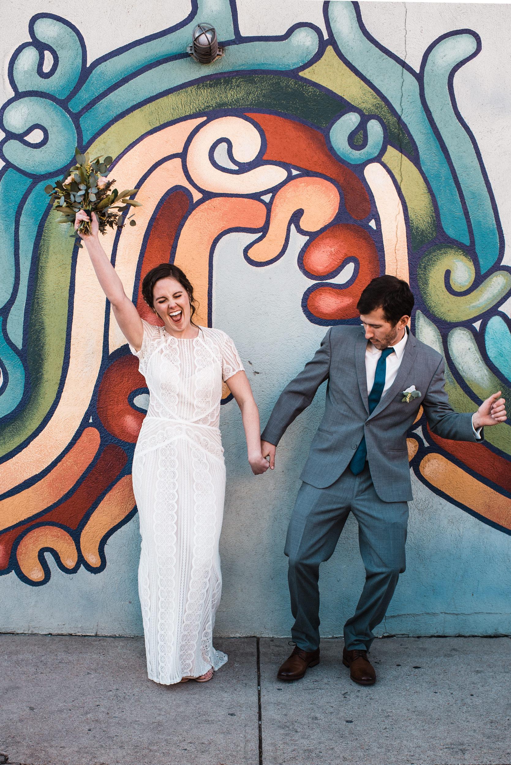 Colorado Denver Street Photography Wild wedding Dance-Best Street Photographer