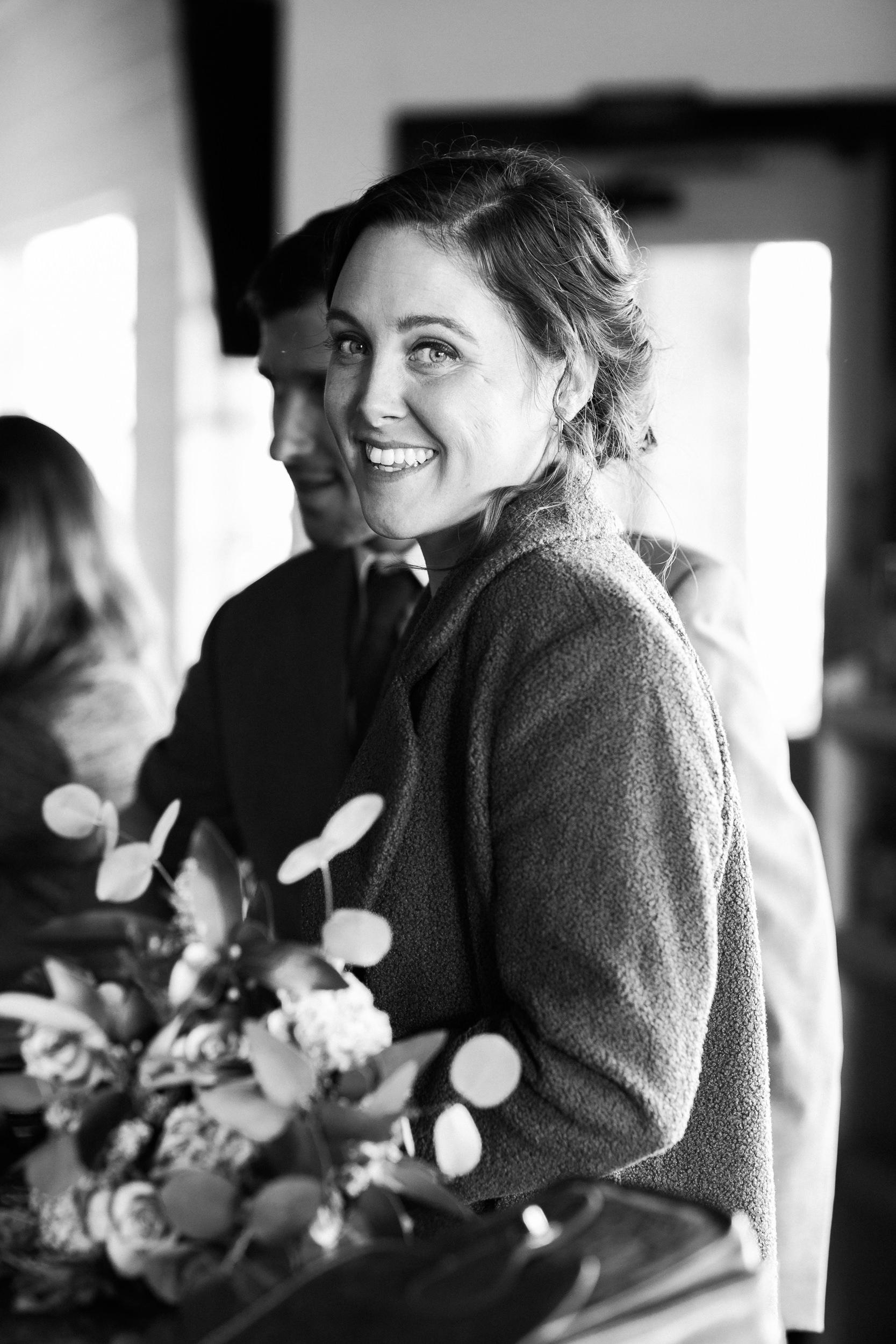 Bride at Brewery-Denver, Colorado-Colorado Kate Wedding Photography
