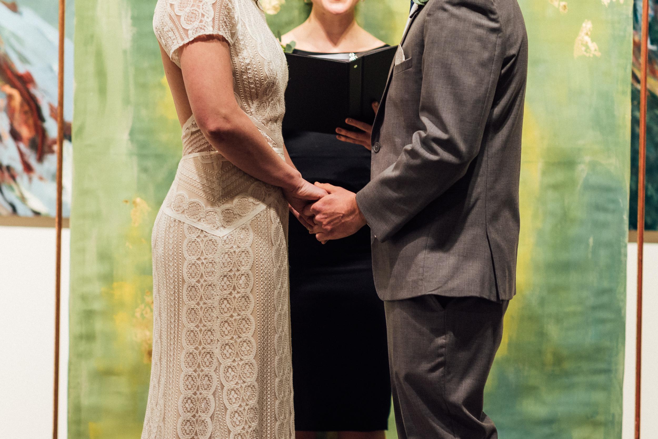 Space Gallery Wedding Ceremony-Denver Colorado-Colorado Kate