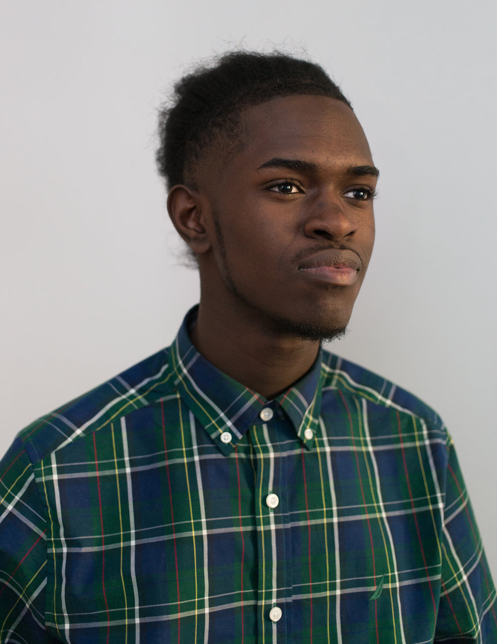 "YOUTH - ""[At CCB] you get to slow things down a bit and breathe. There's more that I know I can do, and so I take the energy and love that I feel here and I try to share that feeling with others.""-Errol Thomas, EYC and YAA Member"