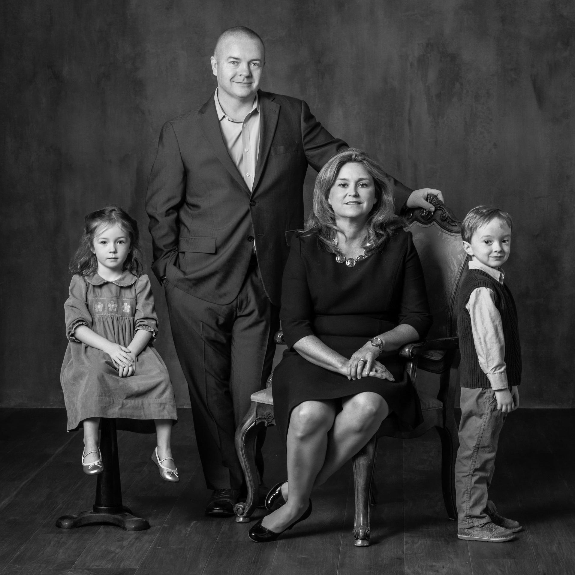 Family Portrait Photographer Annapolis