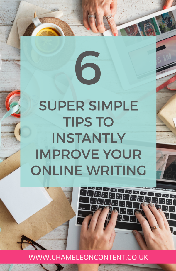 The way you write online is one of the biggest keys to your success. These super simple tips will help you engage your ideal clients by writing in a clearer, more succinct voice.