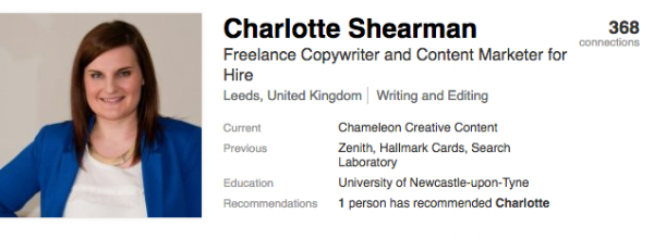 LinkedIn Profile Picture