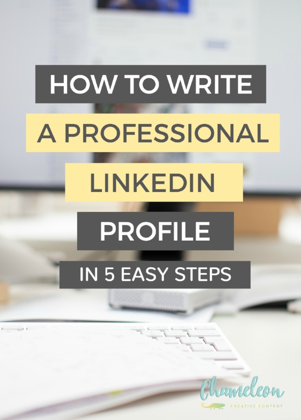 Not sure what to say in your LinkedIn profile? These five easy steps will help you craft a professional profile that will appeal to your ideal client.