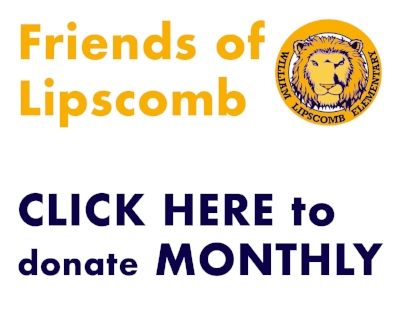 Friends of Lipscomb Monthly Donation