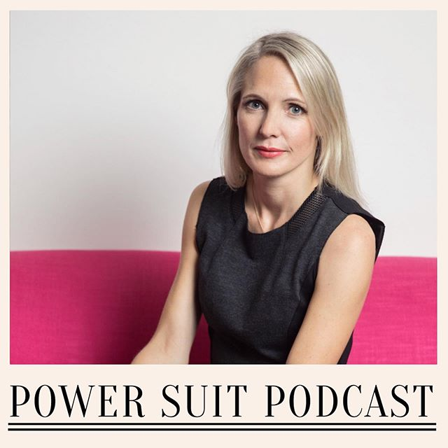 PODCAST: Anna Jones, founder of @allbright talks to @powersuitlauren about what it's like leaving the job as CEO of Hearst magazines (famed for ELLE, Red, Cosmo, Esquire and many more) to cofound her own business. In this episode, hear Anna talk about the 'gilded cages' that senior execs risk building for themselves, why people thought Grazia would be a flop before she helped launch it, and the realities of building a business at high speed!  Download on iTunes, Spotify, Soundcloud or wherever you get your podcasts - or just hit the link in bio 🎙️