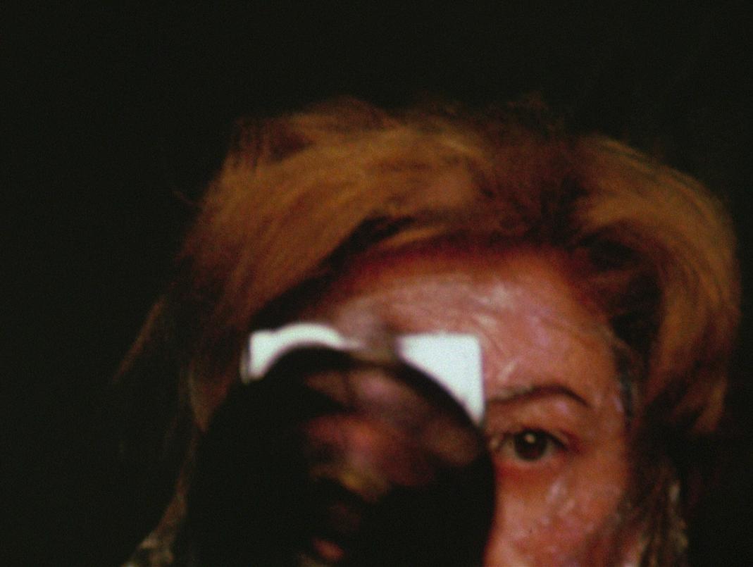 Joyce Wieland in  Water Sark  (1965).