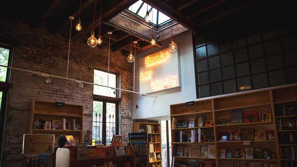 photo via  Books Are Magic