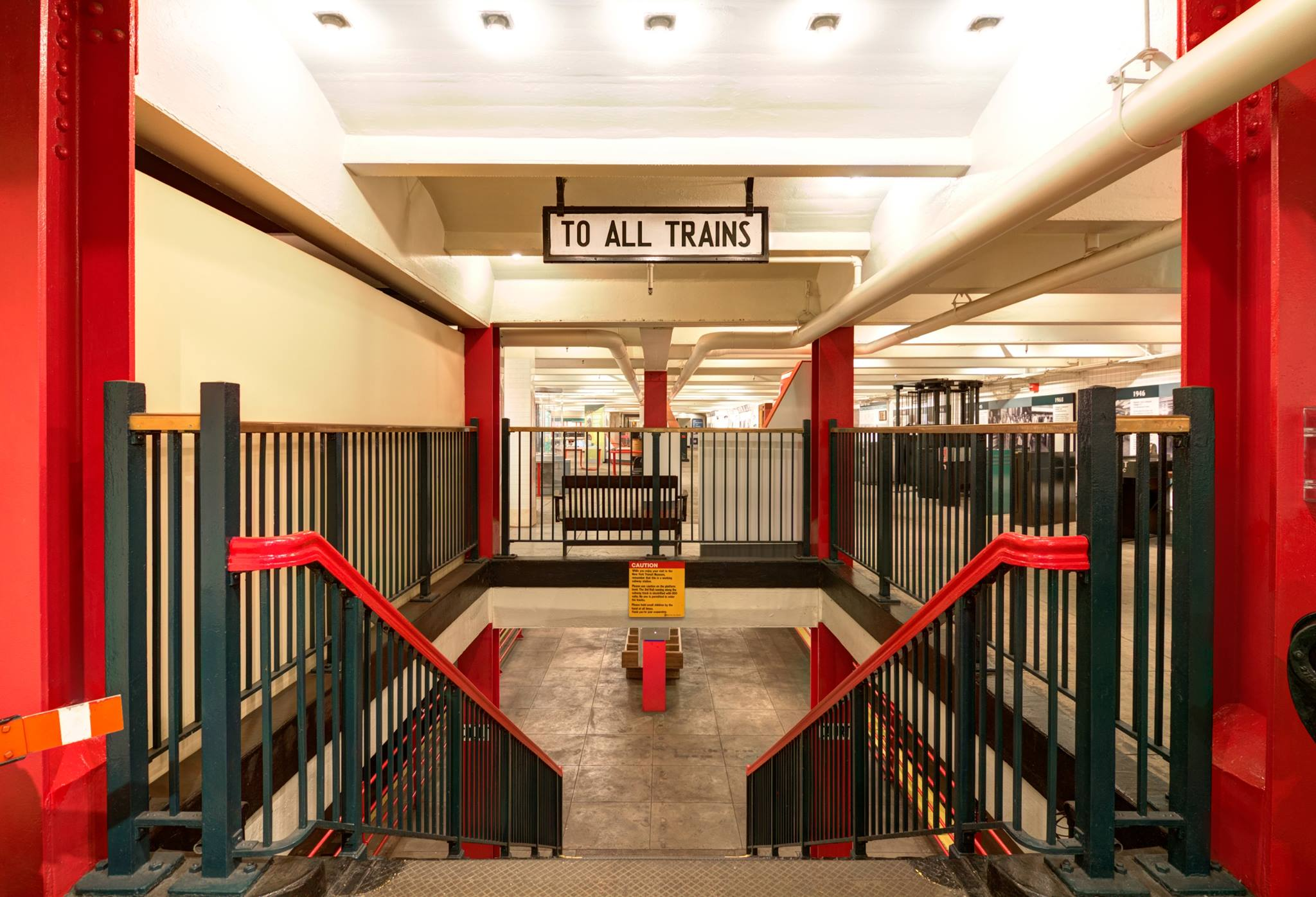 photo via  Facebook/New York Transit Museum