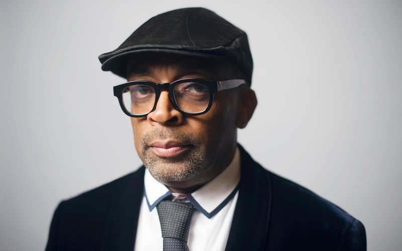 FILM DIRECTOR SPIKE LEE  IMAGE SOURCE: THE DAILY BEAST