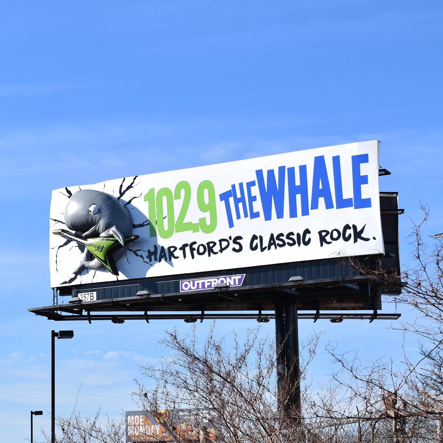 102.9 The Whale by Soft Signs 3D