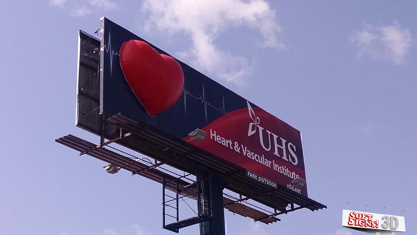 UHS Heart by Soft Signs 3D