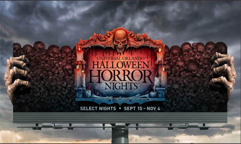 Halloween Horror Creative