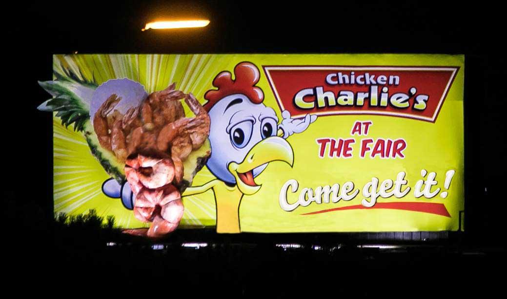 Chicken Charlie Shrimp