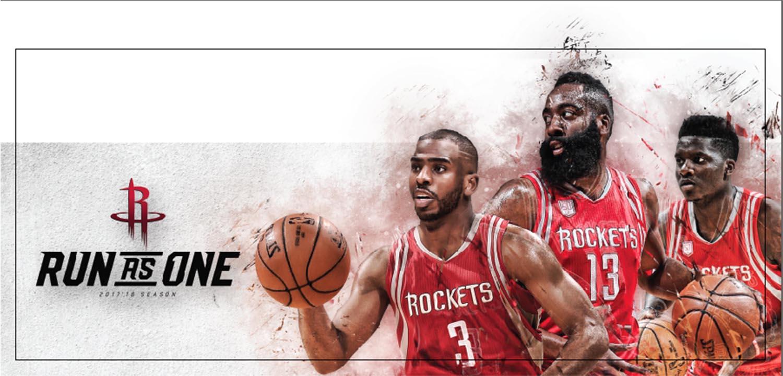 Houston Rockets Creative Concept