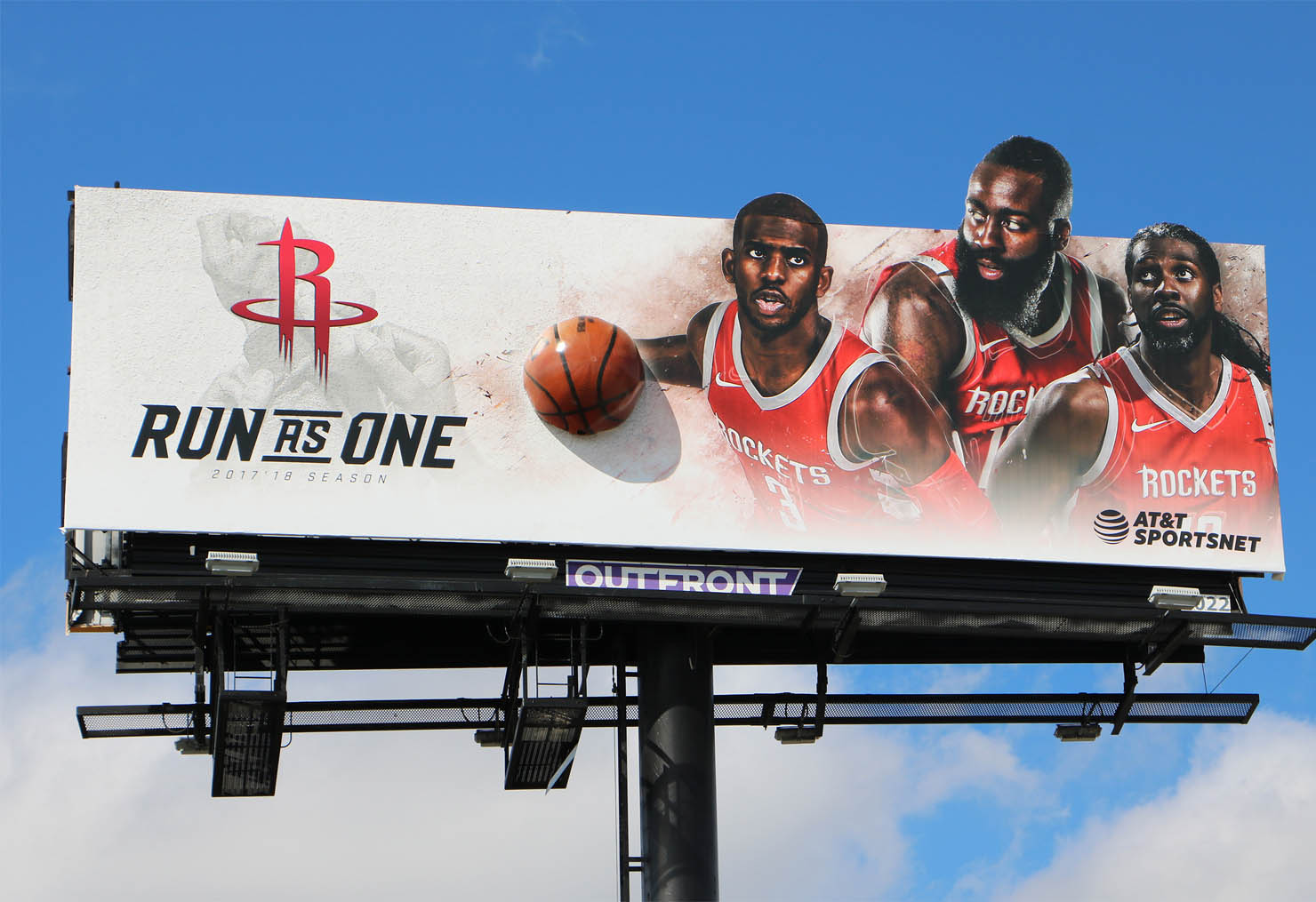Houston Rockets by Soft Signs 3D