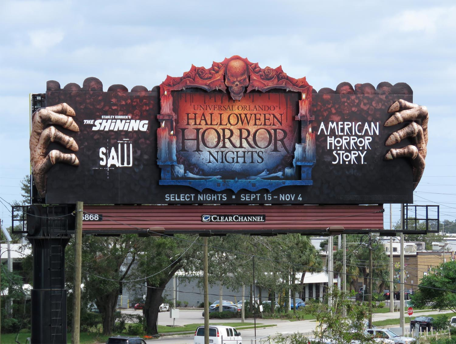 Universal Studios Halloween Horror by Soft Signs 3D