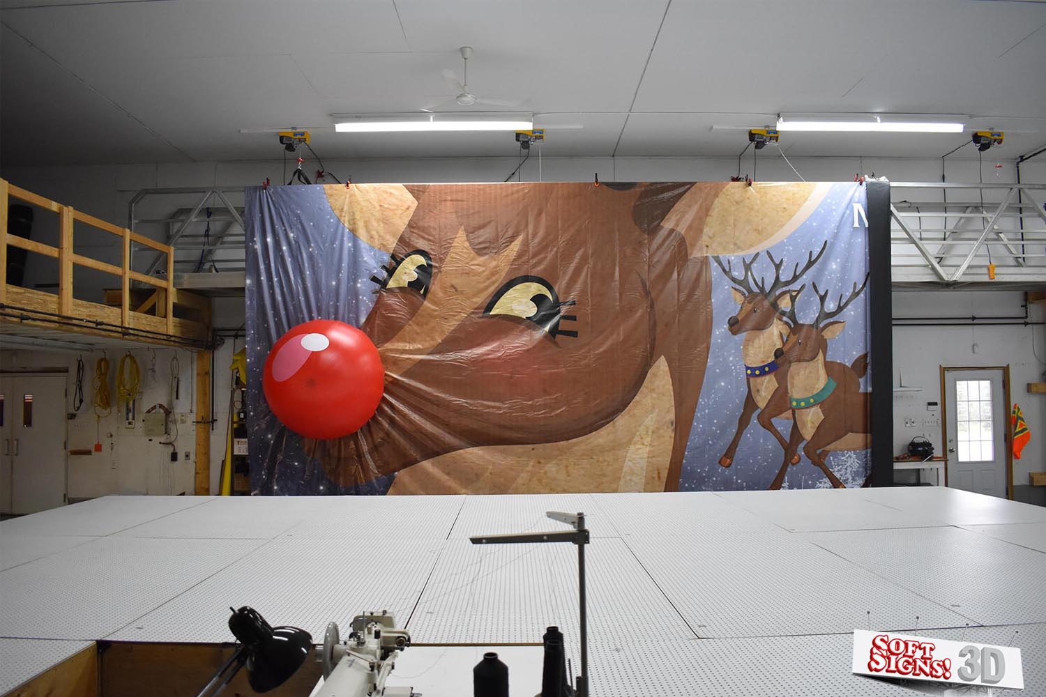 Red Nose Install