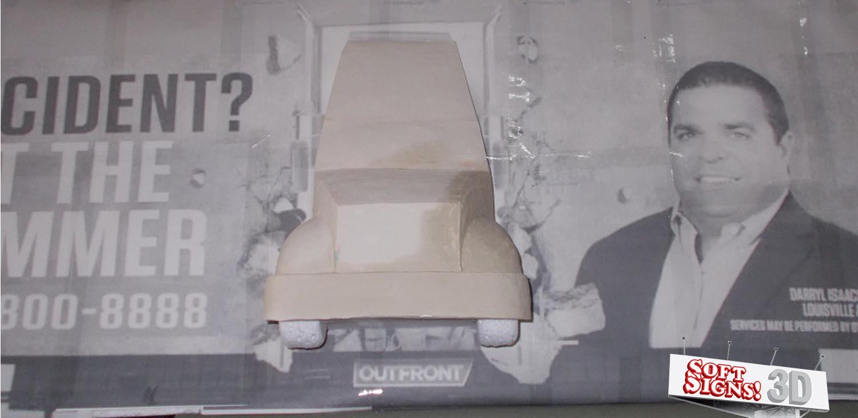 The Truck Sculpture
